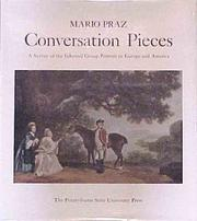 Praz, Mario, 1896-1982.  Conversation pieces :