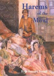 Yeazell, Ruth Bernard. Harems of the mind :