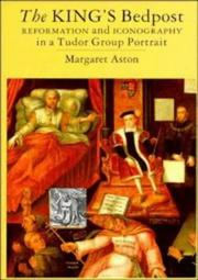 Aston, Margaret. The king's bedpost :