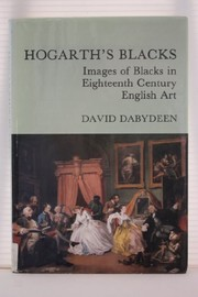 Dabydeen, David. Hogarth's Blacks :