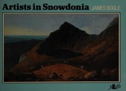 Bogle, James. Artists in Snowdonia /