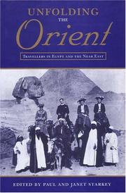 Unfolding the Orient :