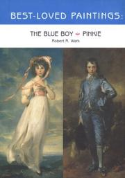 Wark, Robert R. The Blue boy [and] Pinkie /