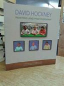 Hockney, David, author, artist.  David Hockney :