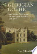 Lindfield, Peter, author. Georgian gothic :