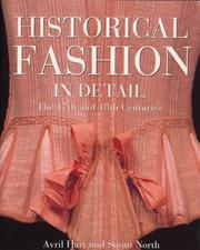 Hart, Avril. Historical fashion in detail :