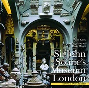Knox, Tim, author. Sir John Soane's Museum London /