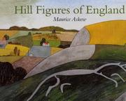Askew, Maurice. Hill figures of England /