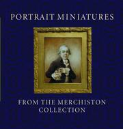 Lloyd, Stephen, 1961- Portrait miniatures from the Merchiston collection /