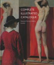 Complete illustrated catalogue : National Portrait Gallery, London / edited by David Saywell and Jacob Simon.