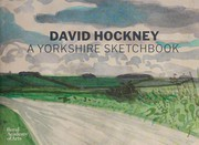 Hockney, David. A Yorkshire sketchbook /