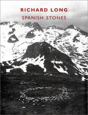 Richard Long : Spanish stones / Gloria Moure.